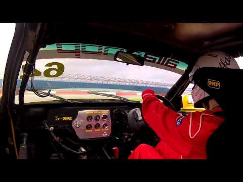 Silverstone National 2014 – Race 2 – Ian Brookfield