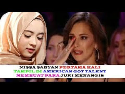 , title : 'Aksi Nissa Sabyan di Amerika Got Talent 2018'