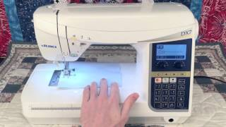 Juki HZL-DX Series Sewing Machine HZL-DX7