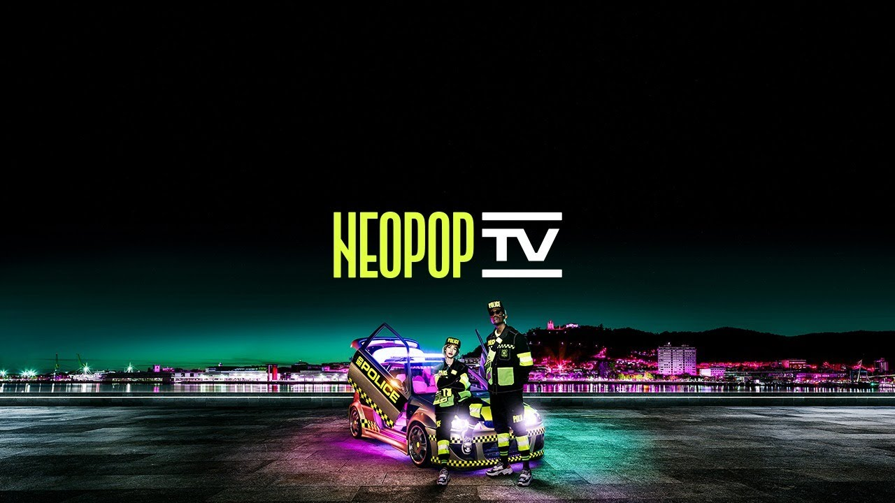 KiNK - Live @ Neopop Festival 2019 Neo Stage