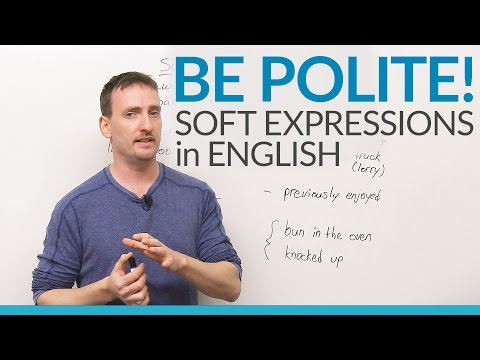 Learn POLITE expressions in English - Don't be RUDE!