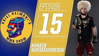 Khabib Nurmagomedov vows to 'maul' Conor McGregor at UFC 229 | Ariel Helwani's MMA Show | ESPN