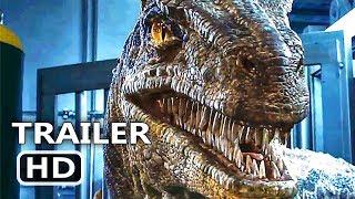 JURАSSІC WΟRLD 2 Official Trailer # 3 (2018) Chris Pratt Movie HD