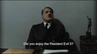 Hitler Game Reviews: Resident Evil 5