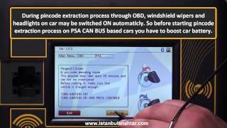 OBD-Citroen Berlingo Key Programming
