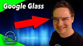 HILFE ICH BIN EIN CYBORG! | Die Google Glass Brille im Test [Augmented Reality]