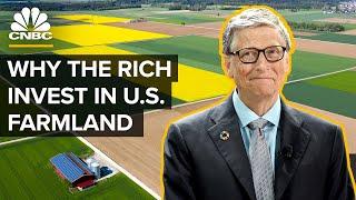 Why Bill Gates Is Buying Up U.S. Farmland