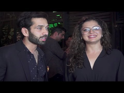 Nakul Mehta Drasthi Dhami are BFF's of Television