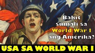 Grade 7 AP | Unang Digmaang Pandaigdig: Pagpasok ng USA sa World War I at Paglaganap nito sa Daigdig | Ser Ian's Class