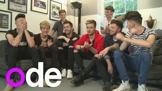 Stereo Kicks, STEREOKICKS: Talk Barclay's bum