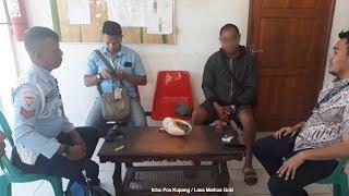 Bercanda dan Katakan Hal Berbahaya pada Pramugari, Oknum Polisi Sumba Timur Diturunkan dari Pesawat