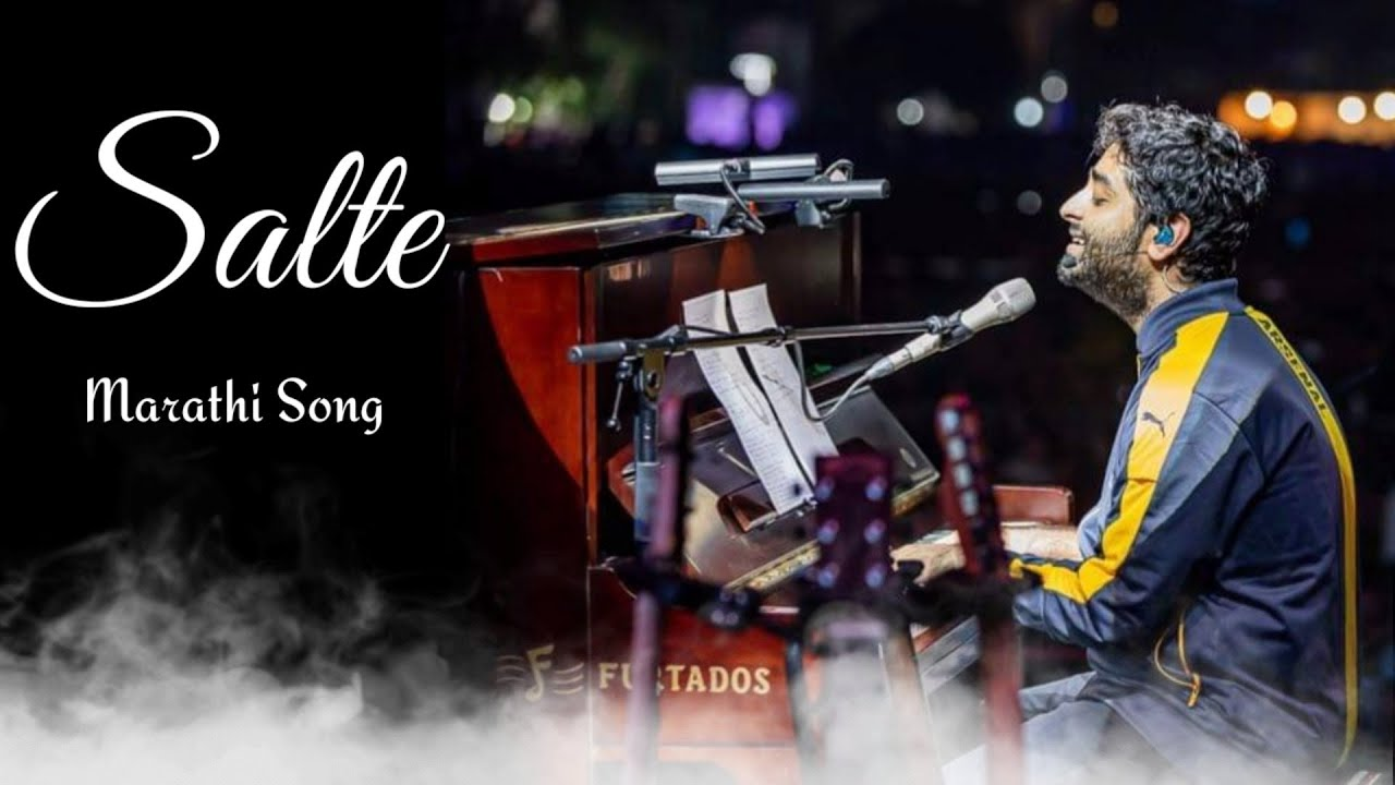 Salte Kahi Lyrics Marathi Song -Bhaybheet -Arijit Singh