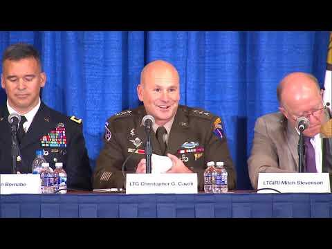 Contemporary Military Forum IV: Defender Europe 20