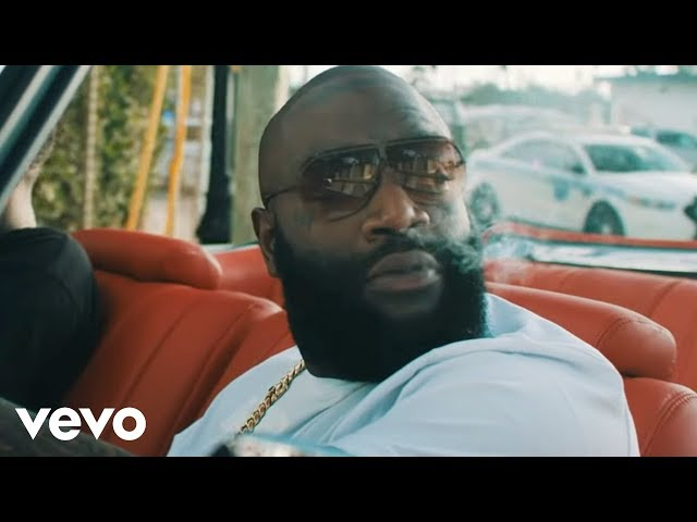 Rick Ross - Trap Trap Trap (feat. Young Thug & Wale)