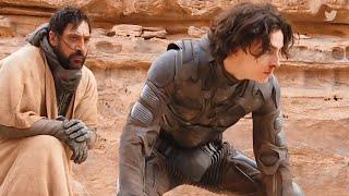 Dune - clips & behind the scenes