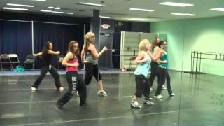 """Drop It Low"" Choreography by Angela Cusumano"