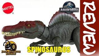 Mattel | Jurassic World Legacy Collection SPINOSAURUS Review [German/Deutsch]