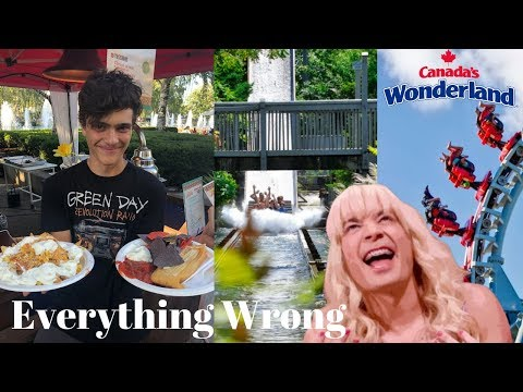 Everything Wrong With Canada's Wonderland