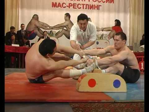III Чемпионат России по МАС-Рестлингу в г.Красноярске. 2007 год
