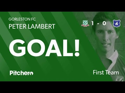 Gorleston vs Wroxham Thurlow Nunn Premier Division || Peter Lambert Scoring His 💯 th Goal