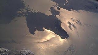 Крым вид из космоса