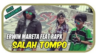 Erwin Mareta Feat RapX   Salah Tompo [ OFFICIAL MUSIC VIDEO ] HOUSE MIX VER