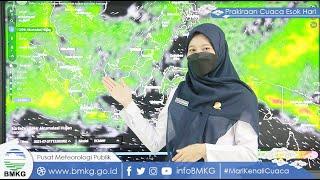 Prediksi Cuaca Kamis 5 Agustus 2021: BMKG Perkirakan 13 Wilayah Hujan Lebat Disertai Angin & Petir