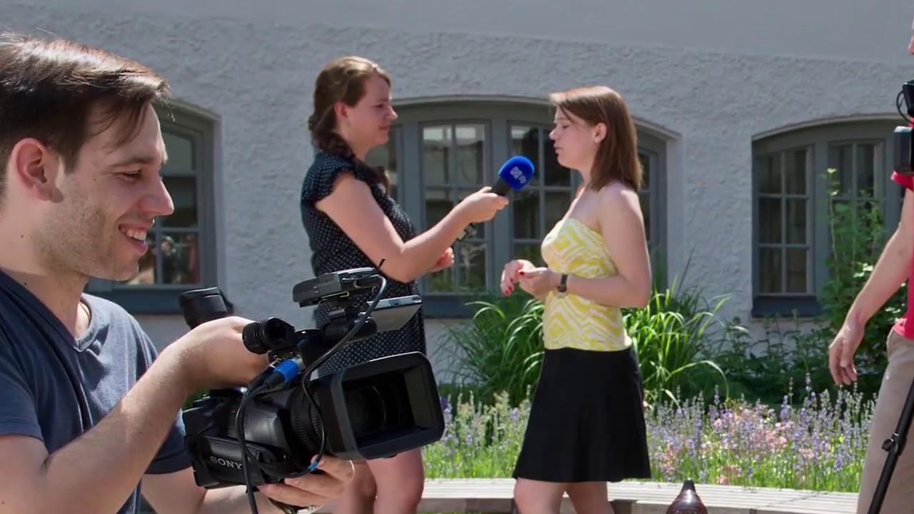 Das Volontariat an der Katholischen Journalistenschule ifp