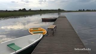 Браславские озера прокат лодок