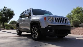 2015 Jeep Renegade review by SmartFem for a New Generation of Jeep Lovers