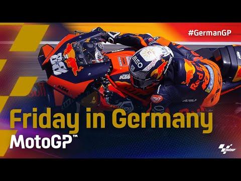 MotoGP 2021 カタルニアGP 金曜日のハイライト動画