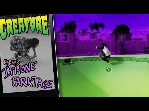 Creature Skateboards: RyRey's Phone Parktage - Creature Skateboards