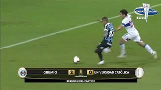 Gremio 2 - 0 U. Católica / Copa Libertadores 2019