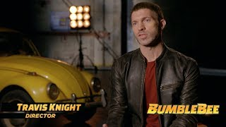Bumblebee (2018) - Meet Director Travis Knight - Paramount Pictures