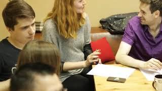 Как проходят занятия в разговорном клубе английского языка?