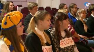 В Великом Новгороде прошел финальный этап областного конкурса агитбригад