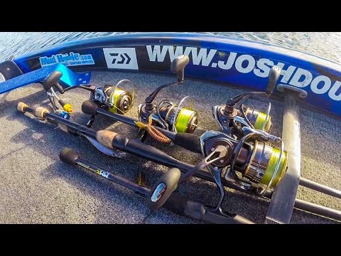 Spinning Reel Size Selection for Bass