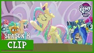 "Princess Celestia Saves Her ""Ones-versary"" Play (Horse Play) | MLP: FiM [HD]"