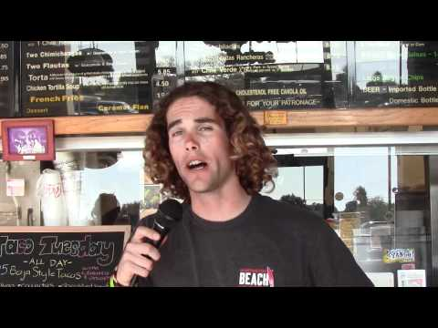 Video Best Mexican Food Restaurants in Huntington Beach - The Huntington Beach Low-Down, April 2012