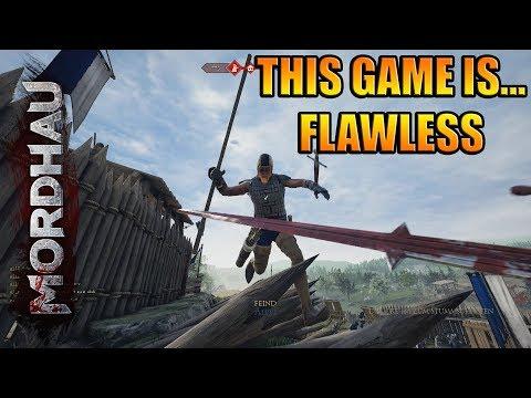 This game is flawless [Mordhau]