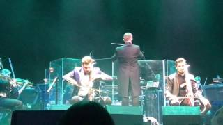2Cellos live in London - Godfather / Braveheart (HQ sound)