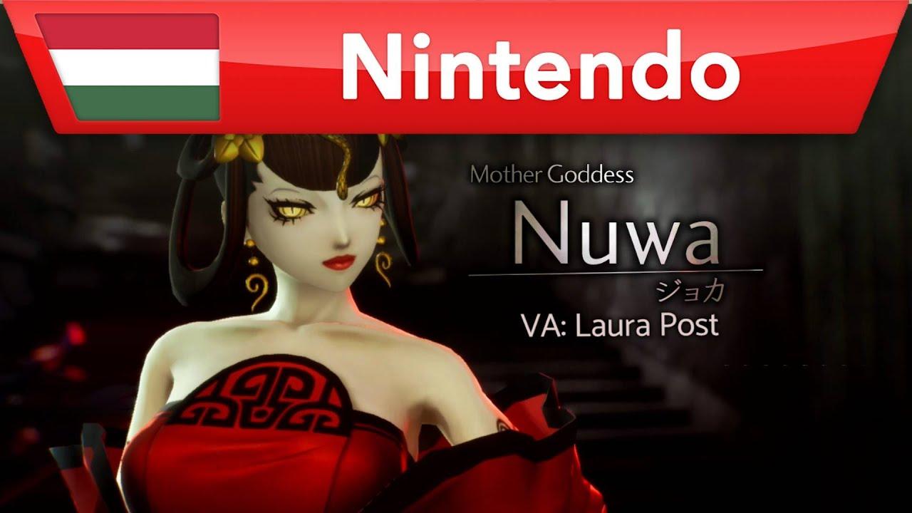 Shin Megami Tensei V – Az angol szinkronhangok bemutatása | Nintendo Switch