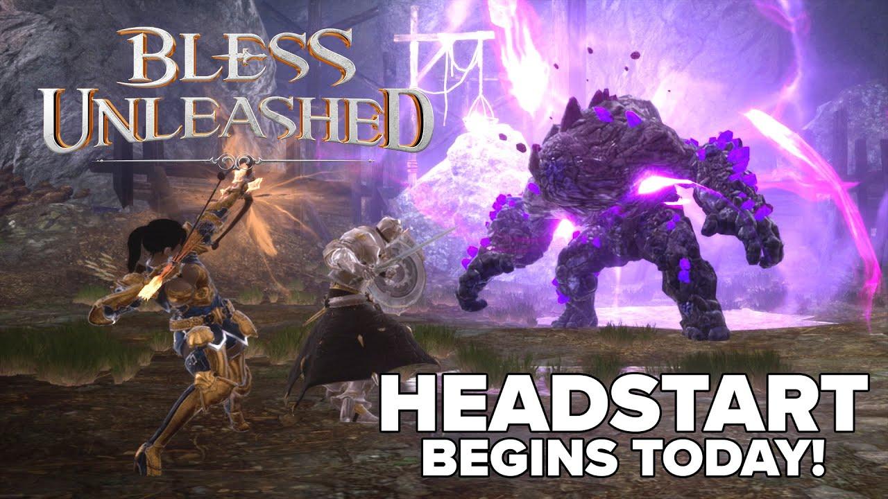 Head Start di Bless Unleashed disponibile su XBox One