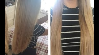 My Fantasy Hair Extensions Review!