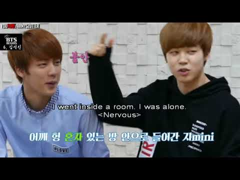 when bts met first time and their reaction to each other....*;;;*