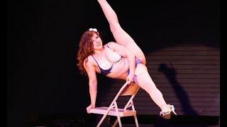Kerri N'Fuego - The 10th Annual New Orleans Burlesque Festival