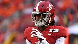 Alabama WR Jerry Jeudy || 2018 Season Highlights