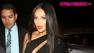 Shay Mitchell Attends The Marie Claire Image Maker Awards At Catch Restaurant 11017