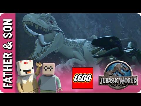 jurassic park lego codes