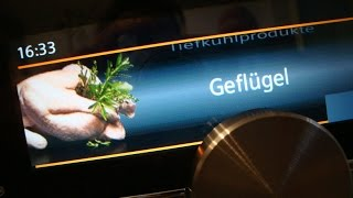 Siemens Backsensor testen Geflügel